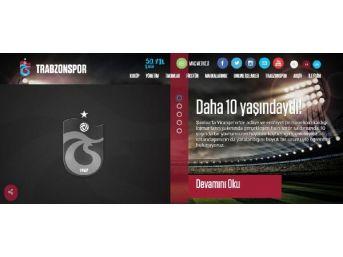 Trabzonspor'Dan Teröre Lanet