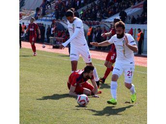 Zonguldak Kömürspor-Amed Sportif: 3-2