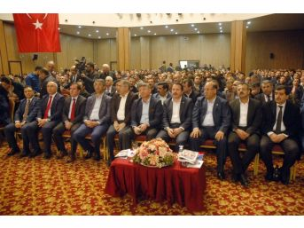 Adana'da 'memur-sen'e Davet, Tercih Evet' Buluşması