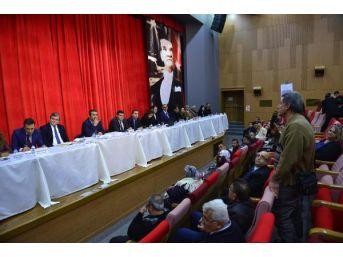 Çukurova Belediye Başkanı Çetin: 6 Bin Kişiye Iş Bulduk