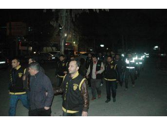 Sahte Polis, Savcı Ve Jandarmalara Dev Operasyon: 46 Gözaltı