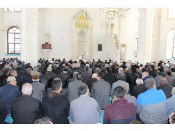 Adıyaman Ulu Cami İbadete Açıldı