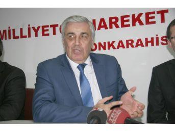 Mhp Genel Başkan Yardımcısı Doç. Dr. Günal: