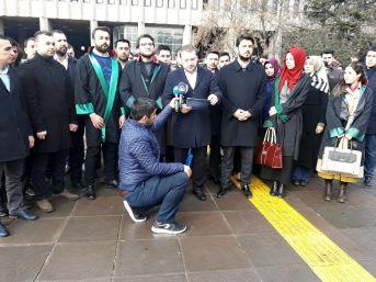 Ak Parti'li Gençlerden Ömer Halis Demir Davasına İlişkin Açıklama