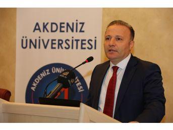Antalya'da 'mülteci Ve Göçmen Toplulukları İçin Hoşgörü Projesi'nin Açılış Toplantısı Gerçekleştirildi