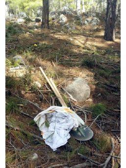 Cinayet Kurbanının Cesedi Manavgat'Ta Gömülü Bulundu...