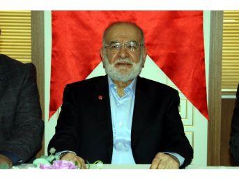 Sp Genel Başkanı Karamollaoğlu: