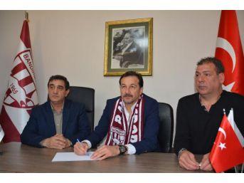 Bandırmaspor'da Yusuf Şimşek Dönemi
