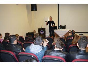 Bartın Kyk'da Güvenliklerine İletişim Eğitimi Verildi
