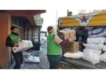 Bitlis'ten Halep Halkına Yardım