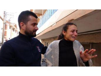 Bursa'Da Minik Hira'nın Öldüğü Kaza Yerinde Ağlatan Keşif