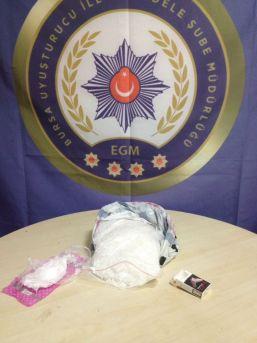 Uyuşturucu Tacirleri Alfa'dan Kaçamadı