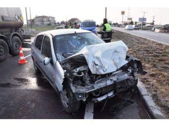 Biga'da Trafik Kazası: 1 Ölü, 2 Yaralı