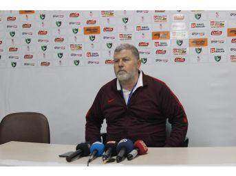 Denizlispor - Sivasspor Maçının Ardından