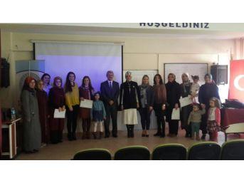 Düzce'de 3-6 Yaş Aile Eğimi Programı Yapıldı