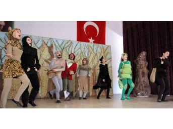 Bosch Çevre Çocuk Tiyatrosu Burdur'A Geliyor