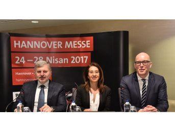 Hannover Messe 2017'nin Bilgilendirme Toplantısı İstanbul'da Yapıldı