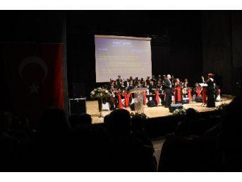 İzmir Adliyesi Şehitleri Anısına Konser