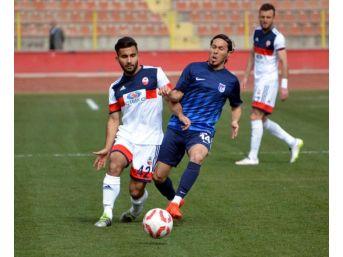 Kahramanmaraşspor-Keçiörengücü: 2-2...