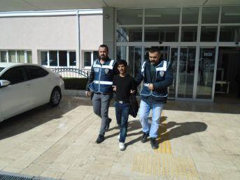 Karaman'da İşyeri Ve Evlerden Hırsızlık Yapan Şahıs Tutuklandı