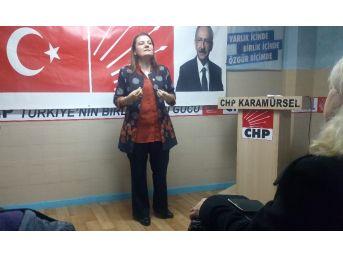 Chp'li Milletvekili Hürriyet:
