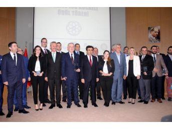 Kocaeli'nin En Hızlı Gelişen 7 Firmasına Ödül