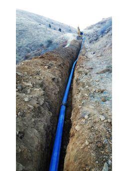 Beyşehir'e 3.2 Milyonluk İçme Suyu Yatırımı