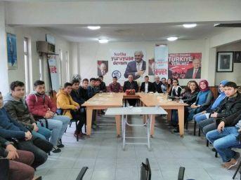 Altıntaşlı Gençler Referanduma Hazır