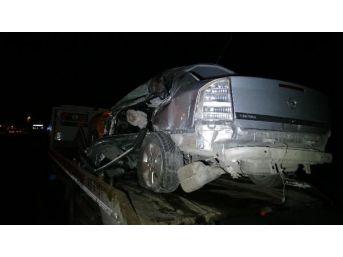 Malatya'Da Kaza: 2 Ölü, 5 Yaralı
