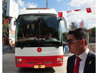 Cumhurbaşkanı Erdoğan Manisa'da