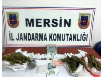 Mersin'de Öğrencileri Zehirlemeye Çalışan Torbacılara Operasyon