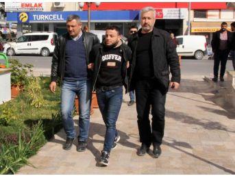Tavuk Kavgasının Katil Zanlısı Suriyeli Tutuklandı