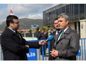 Cumhurbaşkanı Recep Tayyip Erdoğan'ın Avukatı Hüseyin Aydın;