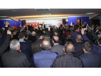 Bakan Soylu, Erzurum'da Kılıçdaroğlu'na: Adamlarını Derle Topla, Terör Örgütünün Propagandasını Yapmasınlar (2)
