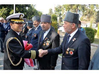 Güney Kore'den Osmaniyeli Gazilere Madalya