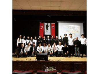 Lise Öğrencileri Köy Okulları İçin Yardım Konseri Düzenlendi