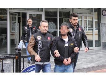 Esrar Suçundan Aranan Şahıs Bonzai İle Yakalandı