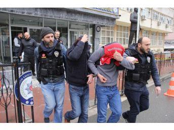 İstanbul'dan Getirilen Uyuşturucu Haplarla Yakalandılar