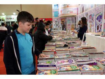 Karadeniz Kitap Fuarı 3'üncü Kez Kapılarını Açtı