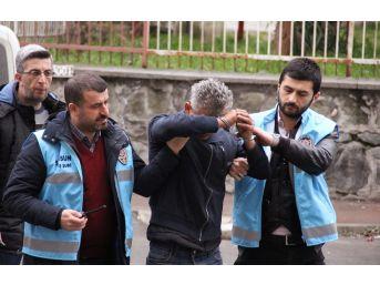 Samsun'da 8 İş Yerinden Hırsızlık Yapan 2 Kişi Yakalandı