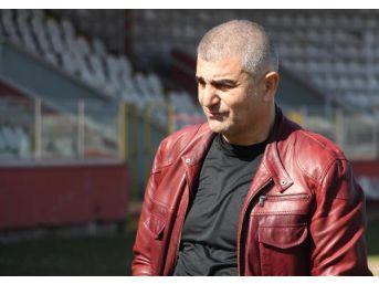 Samsunspor Sportif Direktörü Zeren: