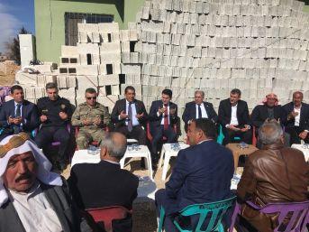 Ceylanpınar Belediye Başkanı Menderes Atilla: