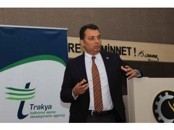 'kayıtlı İstihdamın Önemi Ve İşverenlere Yönelik Teşvikler' Konferansı