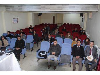 Başkale'de Zümre Toplantısı
