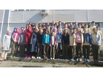 Ak Partili Çakır, Teog'da Başarılı Olan Öğrencileri Kutladı