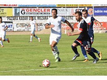 Nazilli Belediyespor Zonguldak'tan 1 Puan Çıkardı