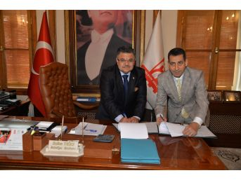 Beşiktaş Mahallesi Aile Sağlık Merkezi Protokolü İmzalandı