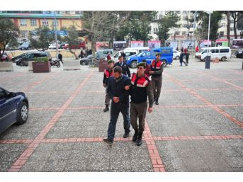 Bursaspor Otobüsüne Saldırdığı İddia Edilen 6 Kişi Adliyeye Sevk Edildi