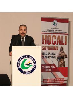 Giresun Üniversitesi, Hocalı Katliamı'nı Konuşuyor