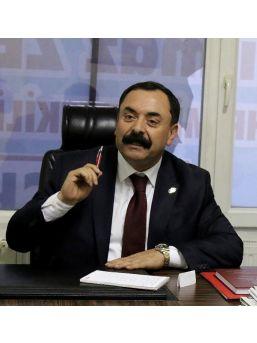 """Chp İl Başkanı Yılmaz Zengin: """"egemenlik Halkta Kalmalıdır"""""""